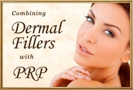 Dermal Fillers with PRP