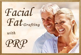 Facial Fat Grafting with PRP
